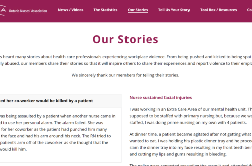 Our Stories by ONA